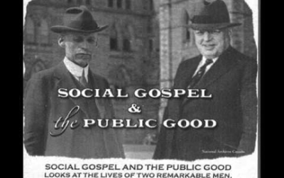 Lessons from the Social Gospel that support 21st century Eco-commoning